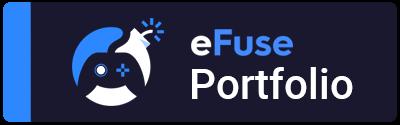 eFuse Portfolio Badge